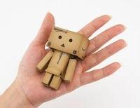Danbo 1 шт. Danbo мини danor японская коробка версия фигурка светодиодный светильник Высокое качество Бесплатная доставка Детская игрушка подарок
