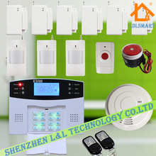850/900/1800/1900 МГц Беспроводной GSM SMS Главная Охранной Охранной сигнализации Дома Сигнализация Поддержка Голоса Prompt