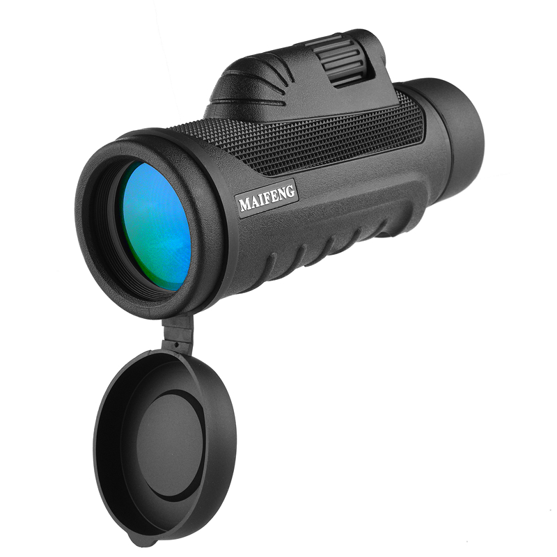 Field Glasses Binocular Tripot Hunting High-Power Portable 10x42 Handheld Interface