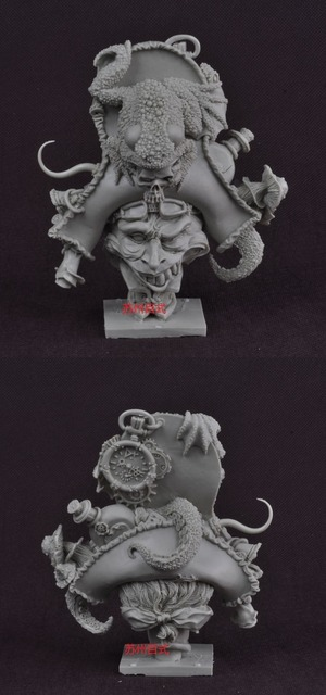 Resin Kits  1/9   Scale Goblin  Rackham high 200mm    Resin Model Free Shipping