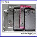 Capa para Sony Ericsson Xperia Arc S X12 LT15i LT18i LT18 LT15, 100% Genuine habitação habitação Case + logotipo
