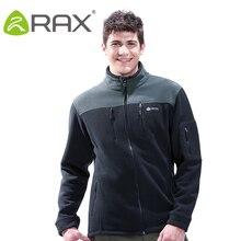 RAX Softshell Veste Hommes Militaire Extérieure Imperméable Coupe-Vent Alpinisme Vestes Camping Randonnée Thermique Manteaux 43-2J051