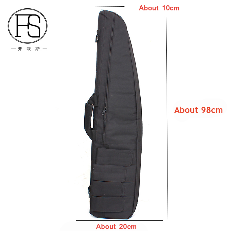 About 1M Tactical Rifle Backpack Shooting Shotgun Holster Airsoft Gun Bag Outdoor Hunting Rifle Nylon Holster