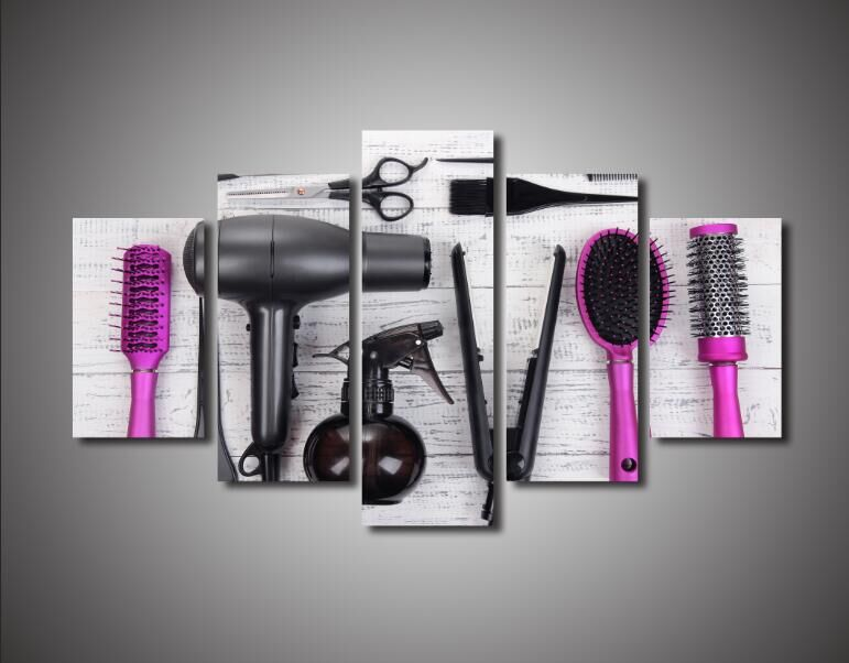 Aliexpress.com : Buy Hairdressing Tool Pictures Canva