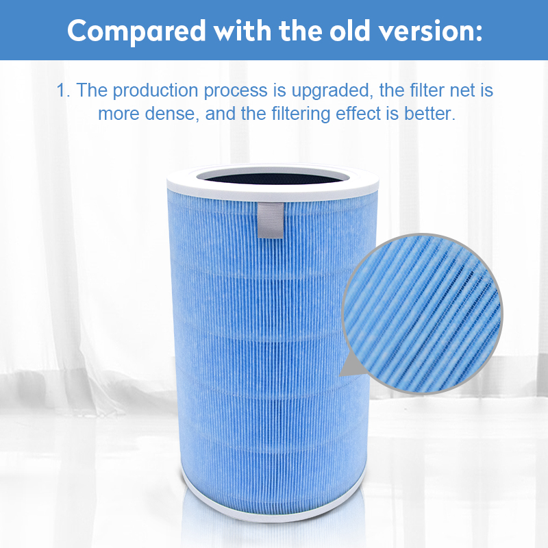 Updated For Xiaomi mi 1/2/2S Pro Air Purifier Filter Carbon HEPA Air Filter replacement For home Anti PM2.5 formaldehyde