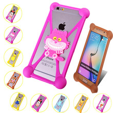 For Samsung Galaxy Trend 2 Lite G318H / V Plus G318 Silicone Case Stitch Minnie Hello Kitty Minions Winnie Teddy Bear Cover