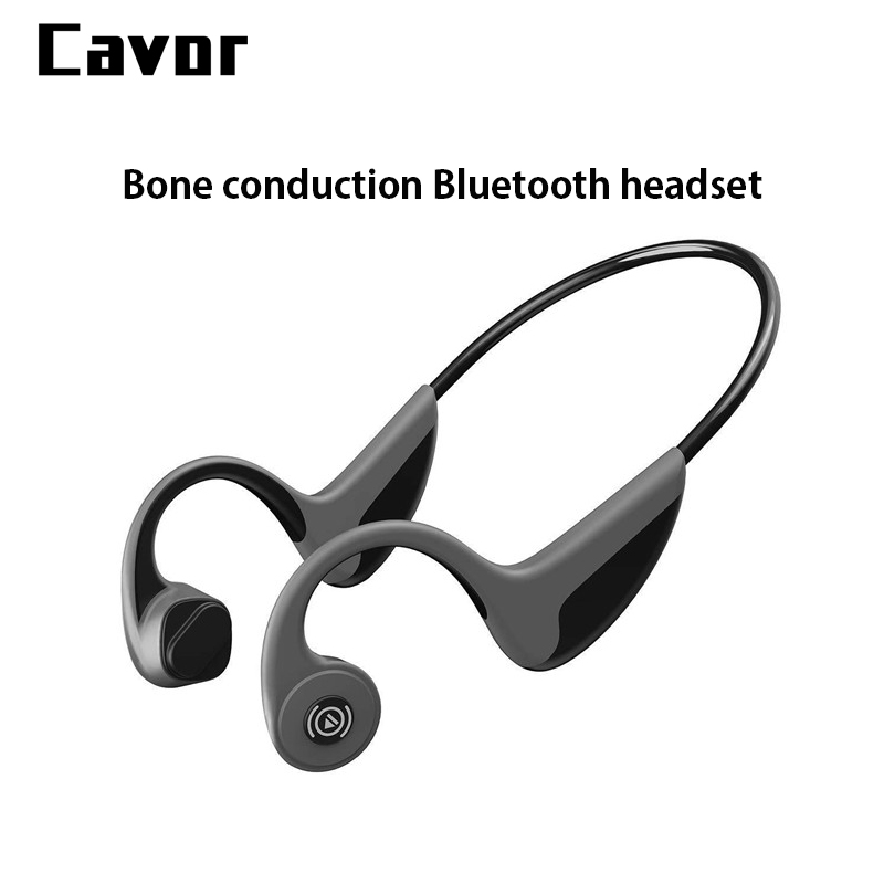 High Quality Smart Bone conduction Headset For Samsung Galaxy S7 S8 S9 S10 Bluetooth 5.0 headphones Waterproof Wireless earphone