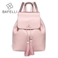 BAFELLI Новое поступление пояса из натуральной кожи для женщин сумки бренд сумка для 2019 школьная девушка рюкзак bolsas de mujer dames tassen