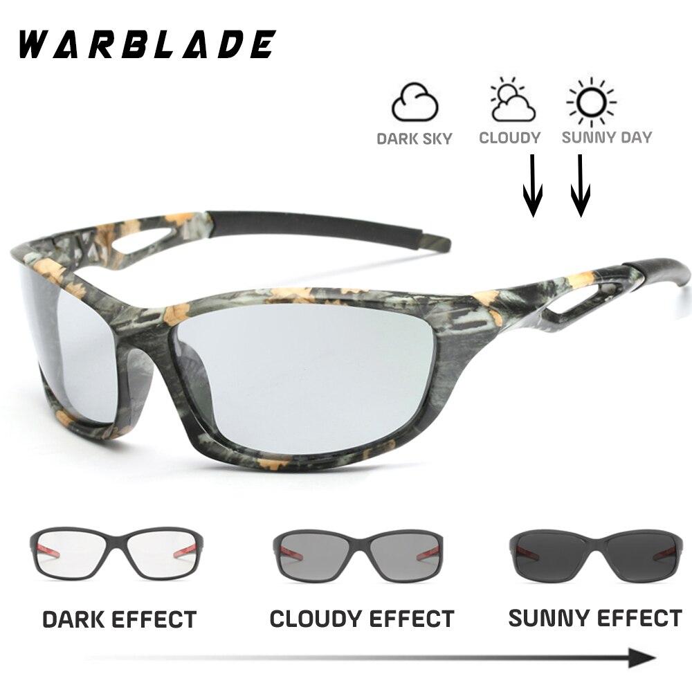 Polaroid Warblade Gafas Marco Oculos Polarizadas Hombres Fotocromáticos Camuflaje De Deporte Los Uv400 Sol PukwZiOXT