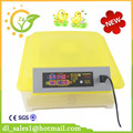 Hot Sale Mini Industrial Brooder Hatchery Machine Fully Automatic Egg Incubator For Hatching 48 Chicken Duck Poultry Eggs