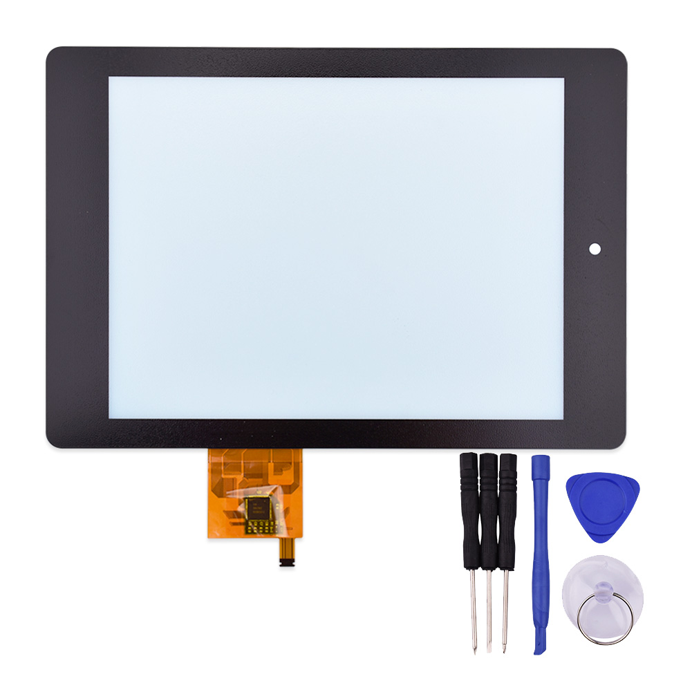 New 7.9 inch Black Touch Screen for Acer Iconia Tab A1 A1-810 A1-811 Tablet Digitizer Sensor Replacement Free Shipping original new 10 1 inch touch panel for acer iconia tab a200 tablet pc touch screen digitizer glass panel free shipping