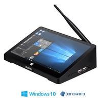 In Stock Original PIPO X9 2GB 32GB Quad Core Mini PC Smart TV BOX Dual OS