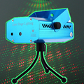Mini LED Laser Pointer Disco Stage Light Party Pattern Lighting Projector Show Laser Projector Lights Home Party Christmas Light
