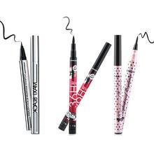 5 стилей Choose Ultimate, 1 шт., черный стойкий карандаш для глаз, Водостойкий карандаш для глаз, водостойкая Косметическая жидкая Косметика для макияжа
