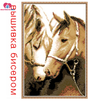 Perline punto croce perline cavallo del ricamo beadwork artigianato cucito fai da te mestiere costura accessori patchwork crochet della decorazione della casa