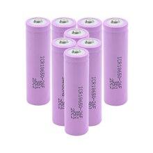 6/8/10 Pcs 3.7 V 핑크 2600mAh 18650 26F 리튬 이온 배터리 전조등 노트북 공중 모델 ICR 18650 26F 리튬 이온 배터리