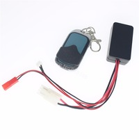 1 10 RC Rock Crawler Automatic Simulated Winch Control Wireless Remote Receiver For Axial SCX10 RC4WD