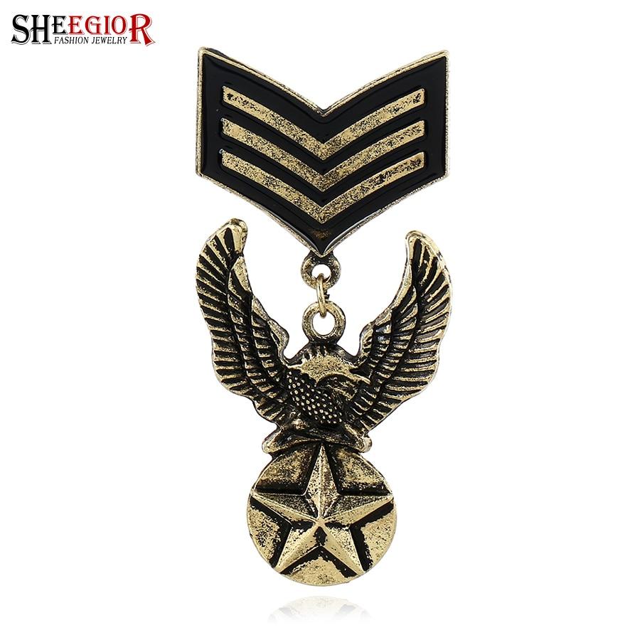 online get cheap eagle lapel pin aliexpress com alibaba group