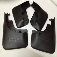 Akcesoria samochodowe do VW Volkswagen Tiguan Guard Błotniki Mud Splash Guards Mud Splash Guards Błotnika 2009-2016 4 sztuk/zestaw