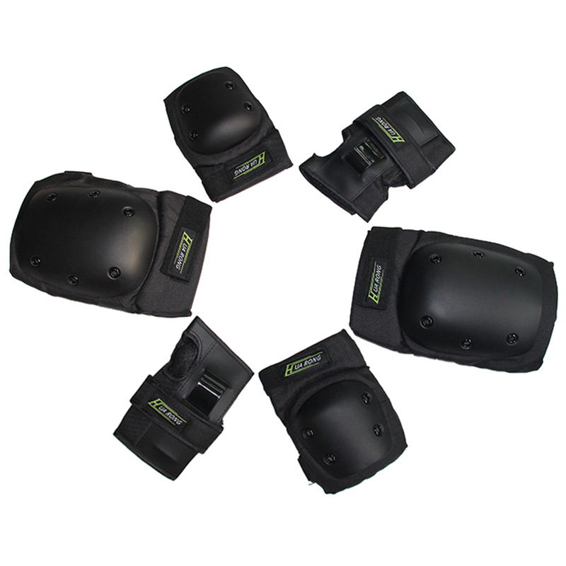 High Quality Kid Adult Roller Skate Skateboard Protection Hand Elbow Knee Wrist Sport Protection Pads