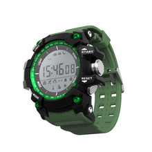 2017 NO.1 F2 Smart Watch Bracelet IP68 waterproof Smartwatch Outdoor Fitness Tracker Reminder 550mAh battery Wearable Devices