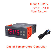 220V-termometro-Digital-Thermostat-Electronic-high-Temperature-Control-Table-Refrigeration-Heating-Controller-Thermal-Regulator taie fy900 thermostat temperature control table fy900 301000