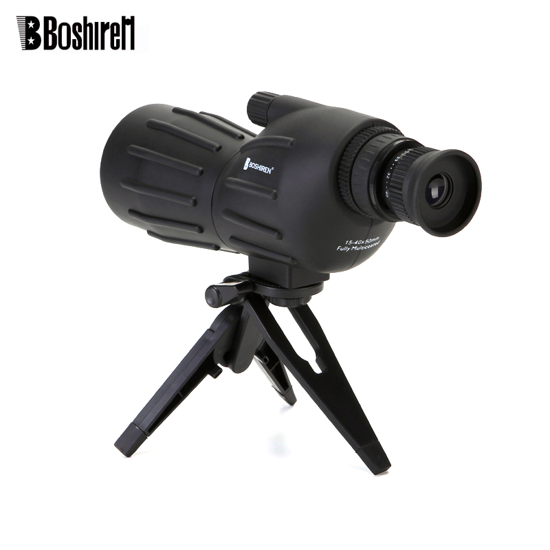 Telescope Watching Zoom 40x50 Coating Tripod Spotting 15 Binocular Portable With Monocular HD With Scope Blue Bird Boshiren FMC
