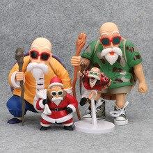 Dragon Ball Z Мастер Роши Каме сеннин фигурка черепаха отмит Kamesennin скульптуры фигурка Колизей игрушка Рождественский подарок