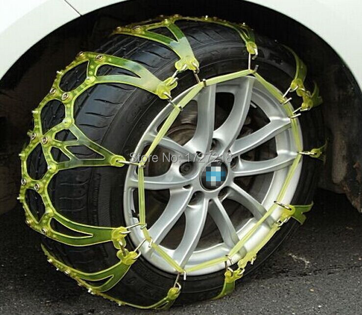 Good Cars For Snow: 2pcs/lot Snow Chains Good Quality Winter Snow Chains Anti