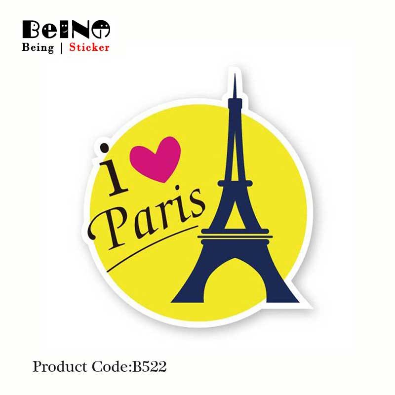 Love Paris Eiffel Tower Sticker City of Romance Waterproof Suitcase Laptop Guitar Luggage Skateboard Toy Lovely B522 Stickers 48Love Paris Eiffel Tower Sticker City of Romance Waterproof Suitcase Laptop Guitar Luggage Skateboard Toy Lovely B522 Stickers 48