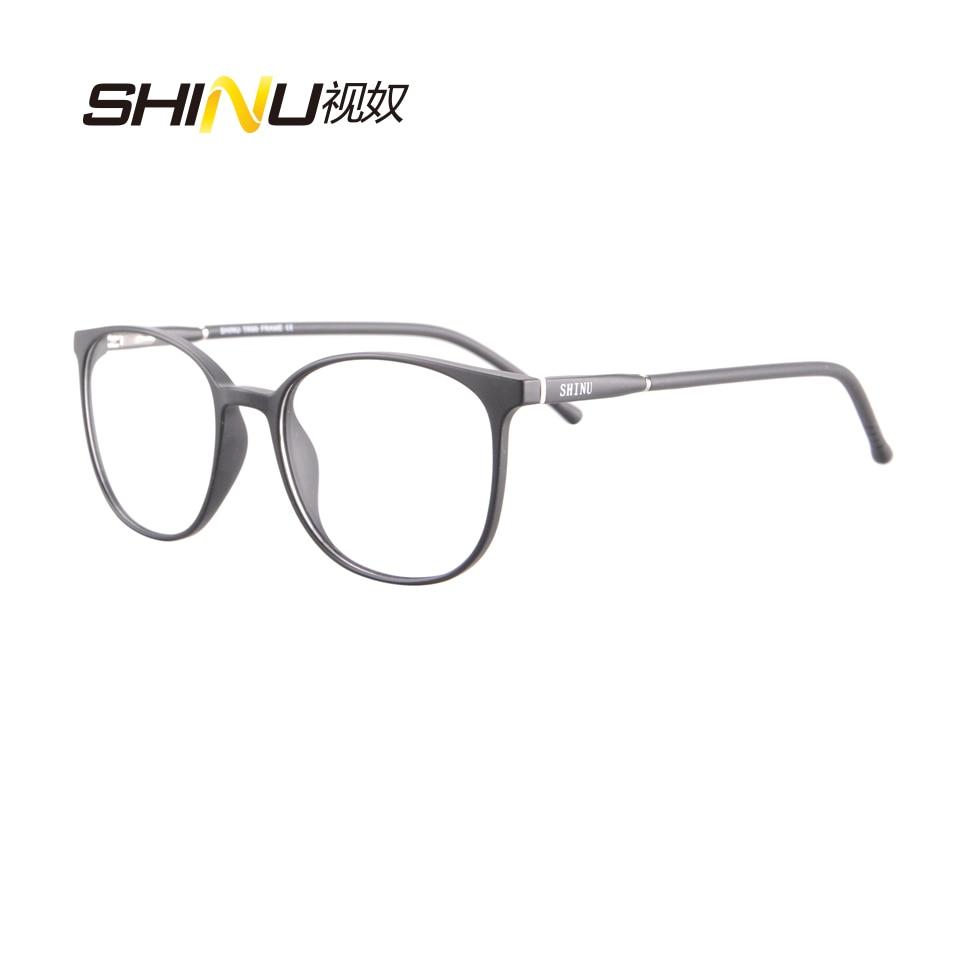 Anti Blue Light Multi focal Progressive Reading Glasses Women Men Presbyopic Eyeglasses See Near Far Diopter