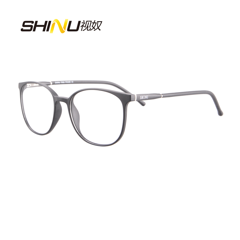 抗青色光多焦点累進老眼鏡女性男性老眼眼鏡参照近く & 遠視度眼鏡  グループ上の アパレル アクセサリー からの 老眼鏡 の中 1