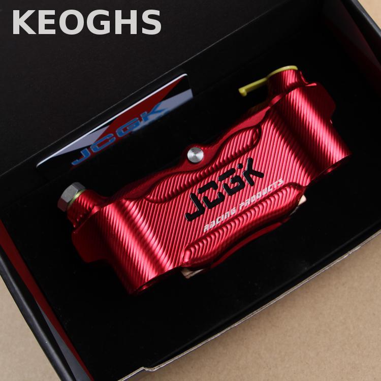 Keoghs мотоцикл тормозного суппорта ПУМБ 4 поршня 100мм Расположение технологию 3D с ЧПУ для Хонда Ямаха Кавасаки Сузуки изменить
