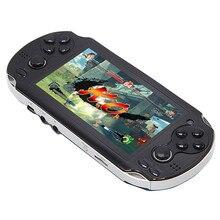 Ретро 4,3 дюймов портативная игровая консоль портативная видеоигра встроенные классические аркадные игры Поддержка 8 бит fc игра 612#2