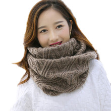 2017 Autumn Lovers Scarf Collar Knitted Scarves Shawls Stoles Winter Warm Womens Knitting Dachshund  Elegant Mens LIC