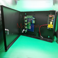 One Door Access Panel 12V5A Power Supply Metal Protetive Box High Quality TCP IP RFID Access