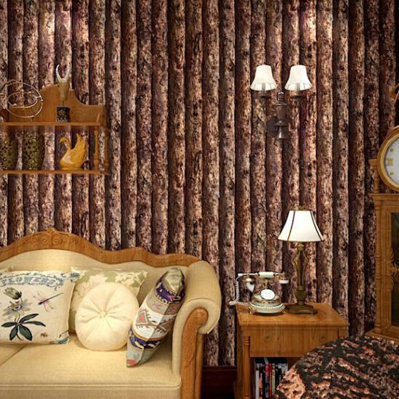 Aliexpress com   Buy Wood Texture Vinyl 3D Waterproof Wallpaper Thick  Embossed Tree PVC Wall Paper Roll Mural Home Decor Wall Covering Wallpaper  3D from. Aliexpress com   Buy Wood Texture Vinyl 3D Waterproof Wallpaper