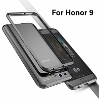 Luxury Original Brand BOBYT Aluminum Metal Bumper For Huawei Honor 9 Case Column Shape Frame With