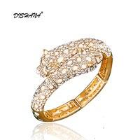 New Fashion Crystal Bracelet for Women Hip hop Classic Fashion Friendship Gifts juwelen Womens vintage luxury Jewellery S0014