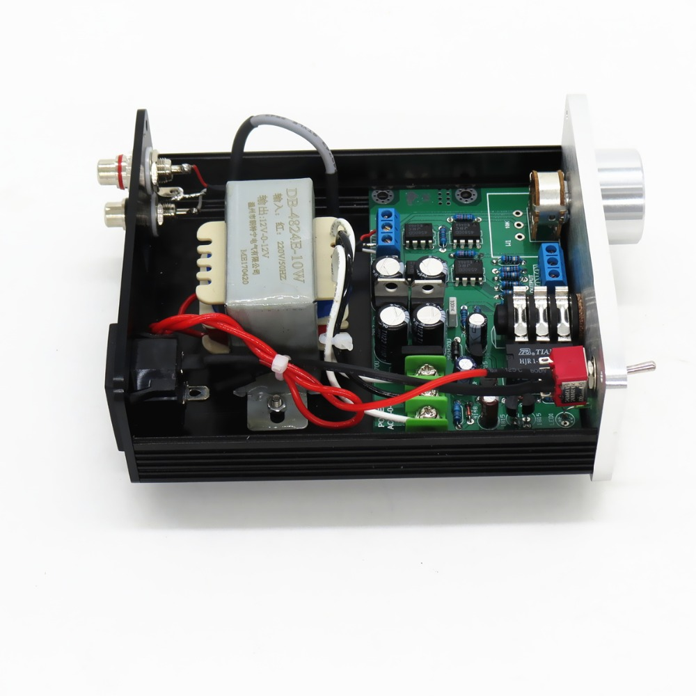 Buy Tiancoolkei Jrc4580dd 4 Opamp Diy Professional Electronic Stethescope Amplifier Circuit Homemade Projects Headphone High Power Can Drive Large Headphones From Reliable