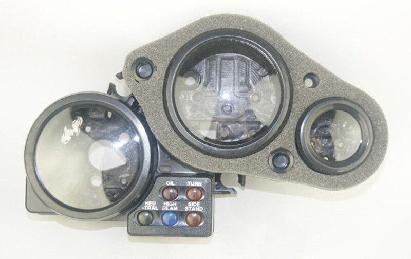 Pièces de moto compteur de vitesse compteur de vitesse jauge tachymètre étui pour HONDA CBR400 CBR 400 NC29