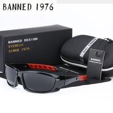 Gafas de sol para hombre BANNED 1976