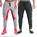 Male Fitness Pants Sweat Pants Men  Aesthetics Pan  Wear For Runners Gray Clothing Thin Sweat Trousers Boys