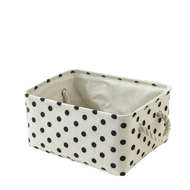 Eco-Friendly Canvas Storage Basket Handle Stackable Laundry Pouch Foldable Household Sorting Storage Case 38  sc 1 st  AliExpress.com & Eco Friendly Canvas Storage Basket Handle Stackable Laundry Pouch ...