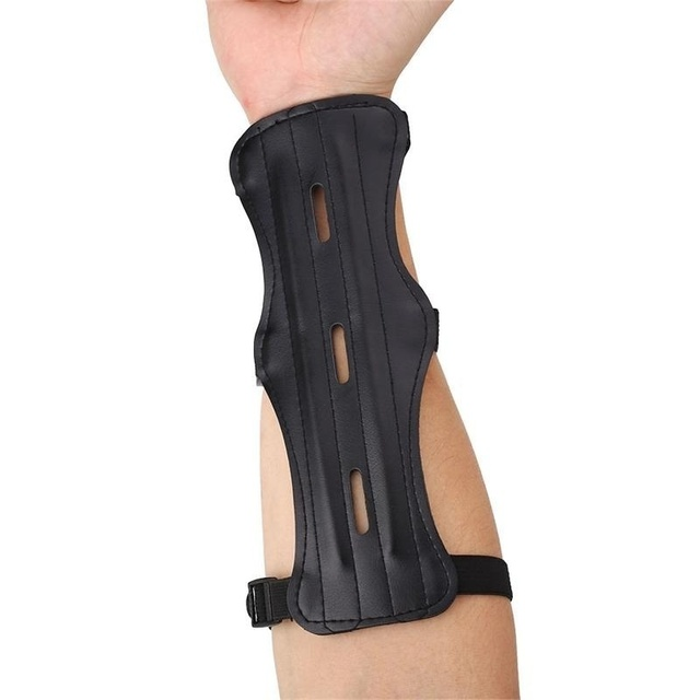 Archery Arm Guard Protection Forearm Safe Adjustable Bow Arrow Hunting Shooting Training Accessories 2