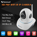 VStarcam C7838WIP Wireless Security Network IP Camera WiFi Remote Surveillance 720P HD Indoor Pan Tilt Zoom Audio Recording