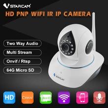 VStarcam C7838WIP Wireless Security Network IP Camera WiFi Remote Surveillance 720P HD Indoor Pan Tilt Zoom Audio Recording