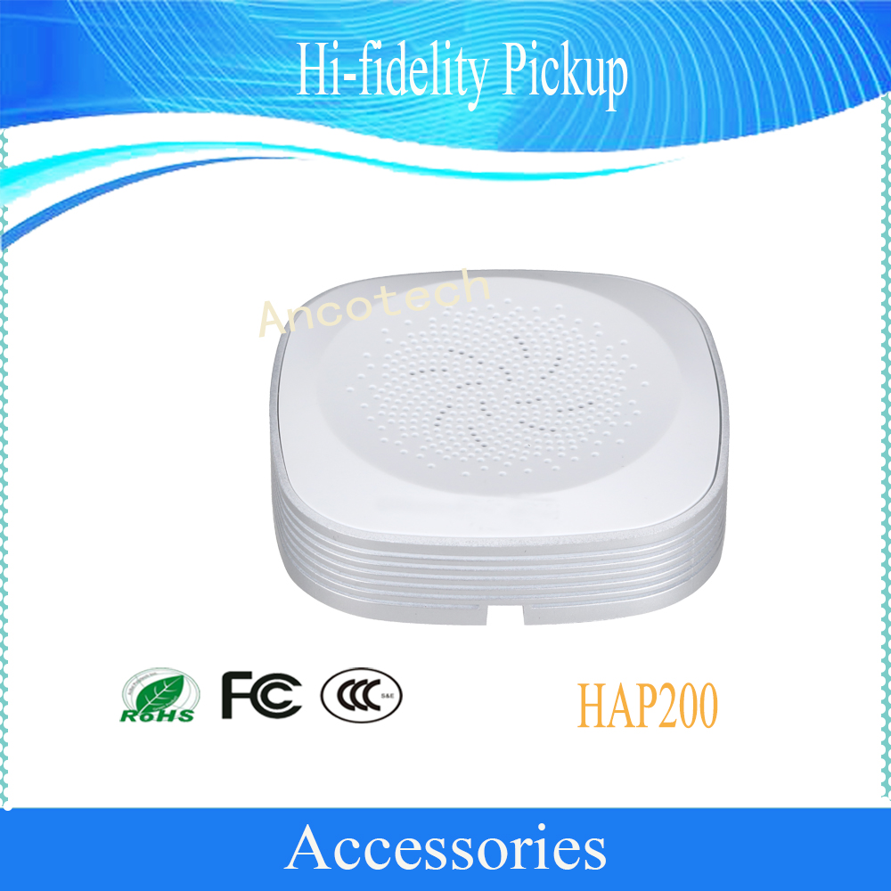 Free Shipping Original Dahua Security Products Hi-fidelity Pickup Without Logo CCTV Accessories HAP200 free shipping blueskysea 2k s60 body personal security