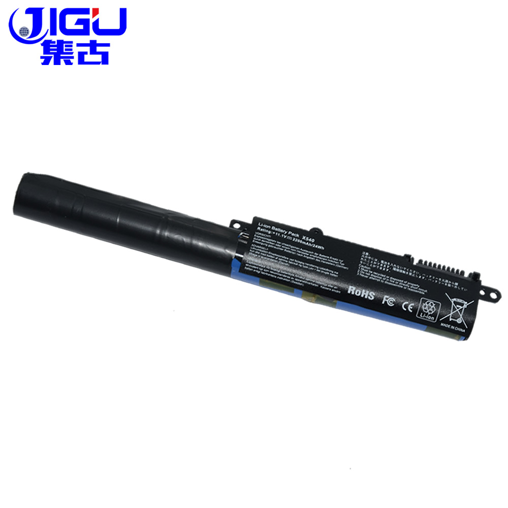 JIGU Laptop Battery A31N1519 For ASUS F540SC X540LJ F540UP7200 X540S R540L X540SA R540LA X540SC R540LJ 3CELLS jigu laptop battery a31n1519 for asus x540la x540lj x540s x540sa x540sc x540l r540up r540sa 3cells