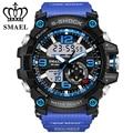 SMAEL Watch Men Sport Fashion Big Watches for Men relogio militar Quartz Watch mens watches top brand luxury montre homme WS1617